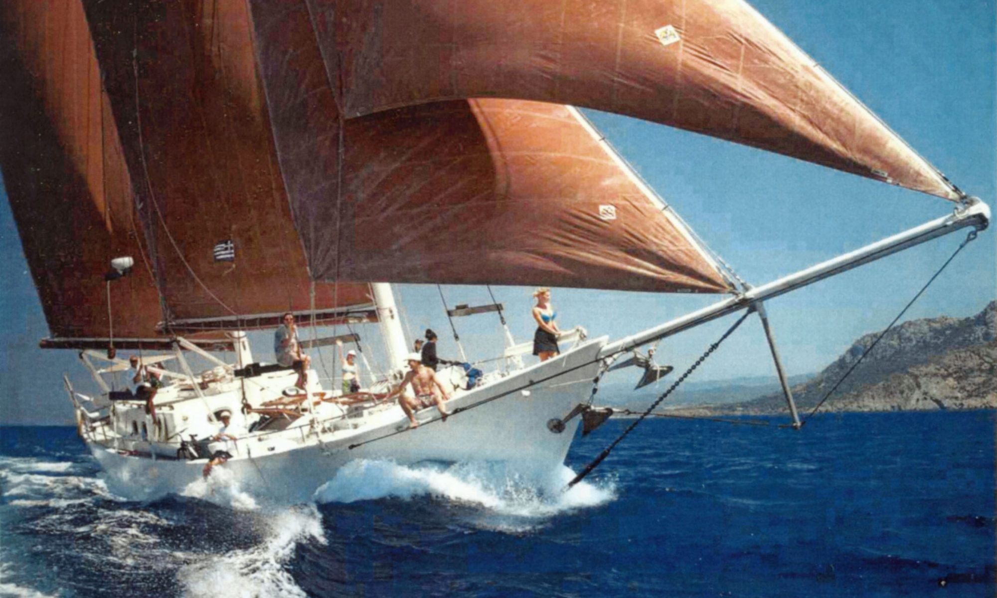 Chris Wren - Sail Training